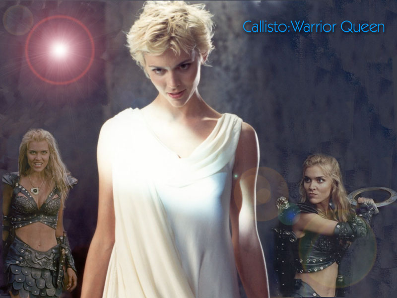 Xena warrior princess cast wallpaper
