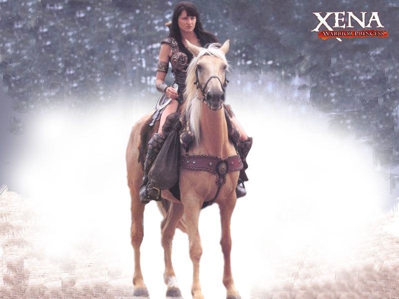 Superhero Wallpapers-Xena 3